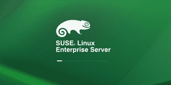Suse Linux Enterprise logo