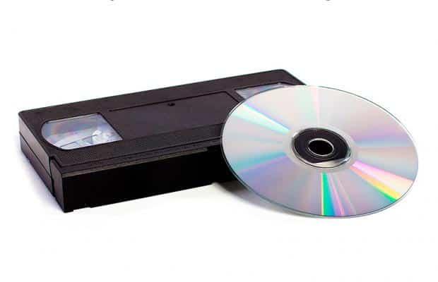 VHS fita