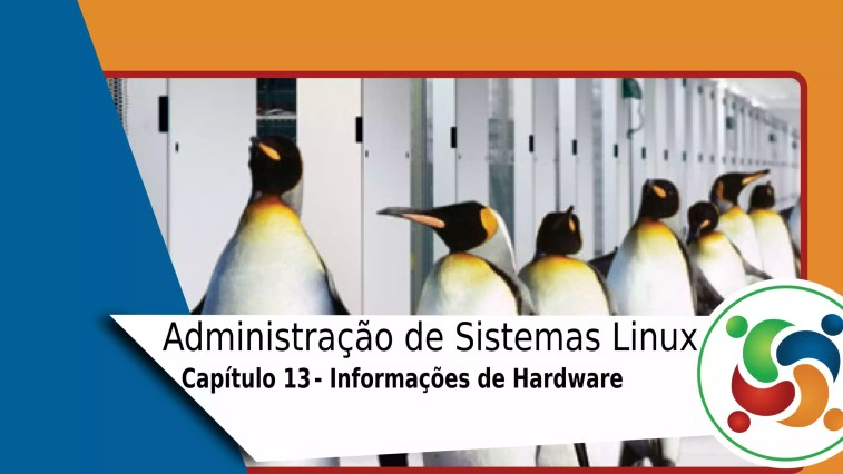 informações sobre o hardware