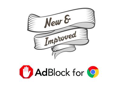 Adblock para Chrome á atualizado