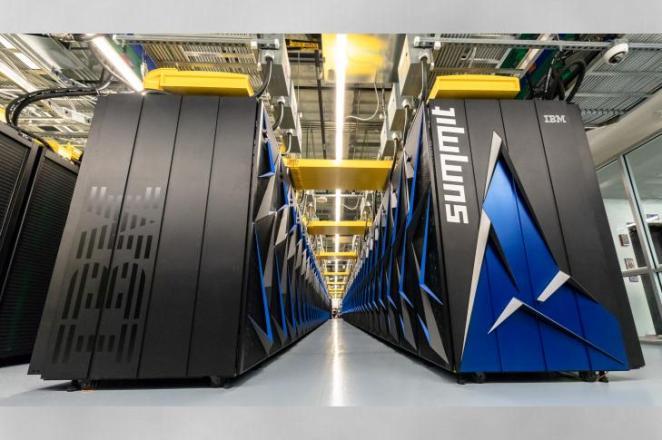Novo Supercumputador roda Linux