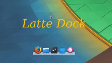Latte Dock 0.9.9 melhora experiência para novos usuários