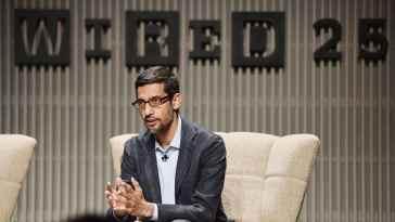 CEO do Google fala sobre o mecanismo de busca censurado na China