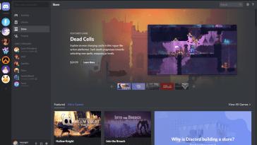 Discord lança nova loja de jogos em todo o mundo