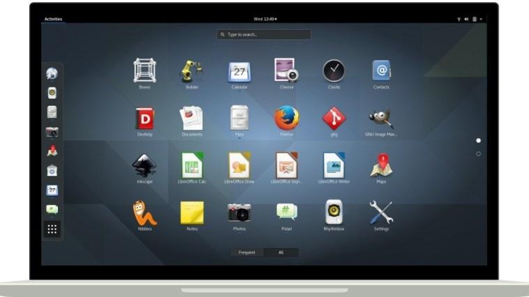Lançamento do GNOME 3.35.1 como o primeiro passo para o GNOME 3.36