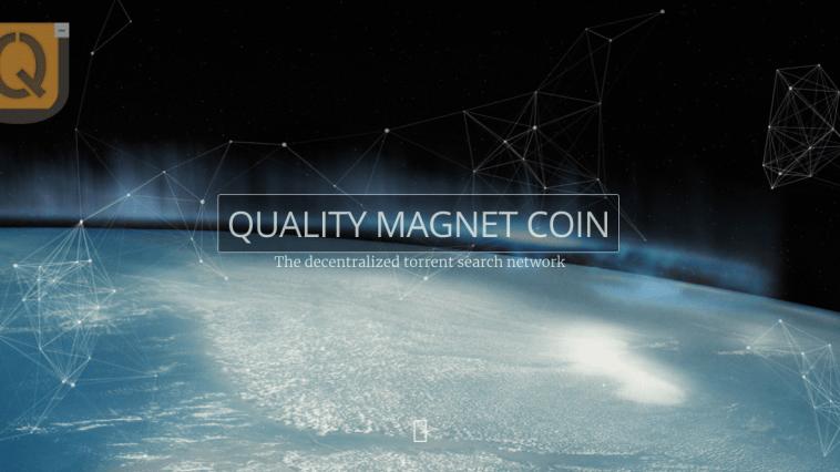 Criado Quality Magnet Coin, uma alternativa ao The Pirate Bay