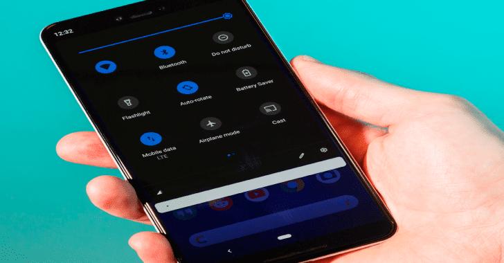 Google afirma que modo escuro prolonga vida útil da bateria no Android