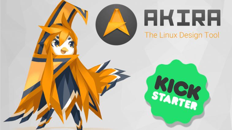 Akira promete ser a ferramenta de design GNU/Linux que sempre quisemos