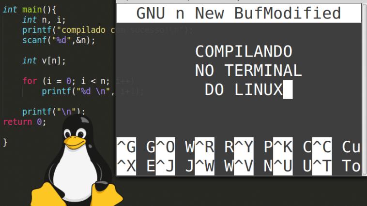 Script para compilar e executar programas escritos em Linguagem C