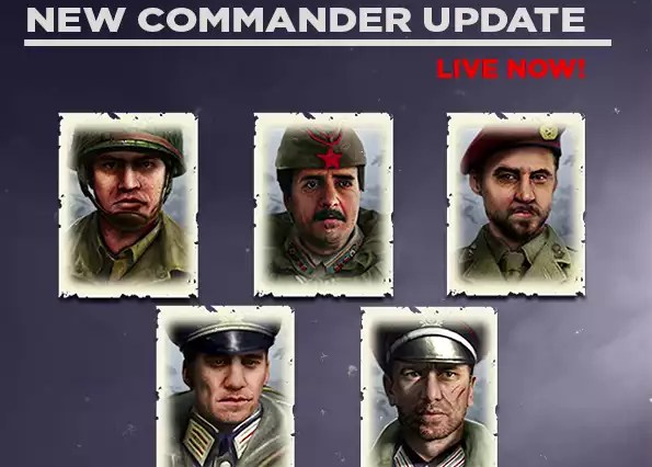 Feral leva Company of Heroes 2 Commander Update para Linux