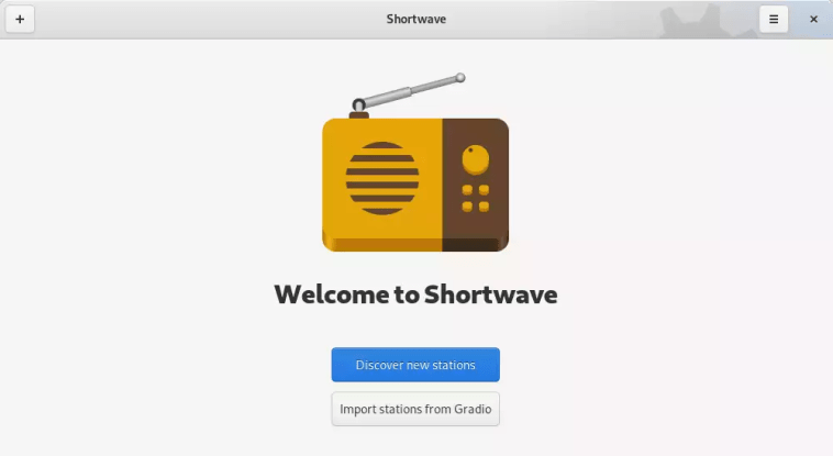 Shortwave ganha versão beta como novo player de rádio na Internet do GNOME