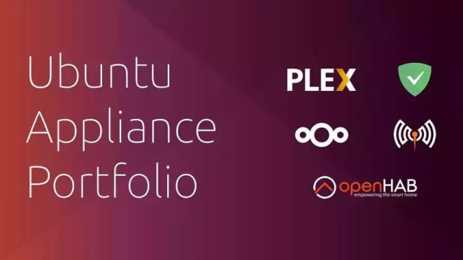 Canonical anuncia Ubuntu Appliance Initiative para computadores e Raspberry Pi