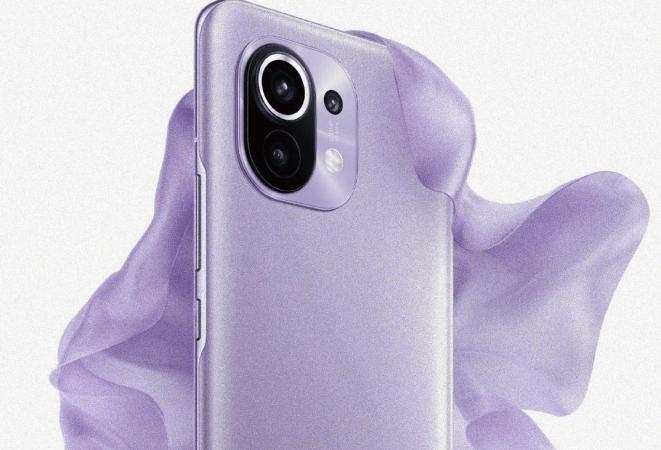 Imagens oficiais do Xiaomi Mi 11 foram lançadas!