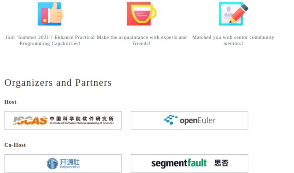 China cria alternativa ao Google Summer of Code