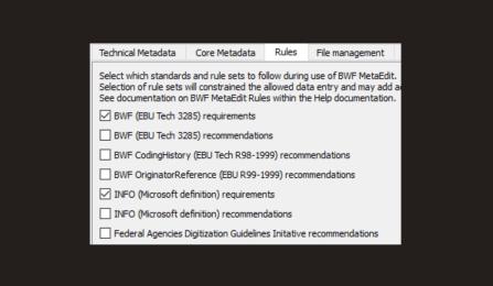 Como instalar o BWF MetaEdit, um editor e exportador de metadados, no Ubuntu, Fedora, Debian e openSUSE!