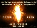 Overpowered Light
