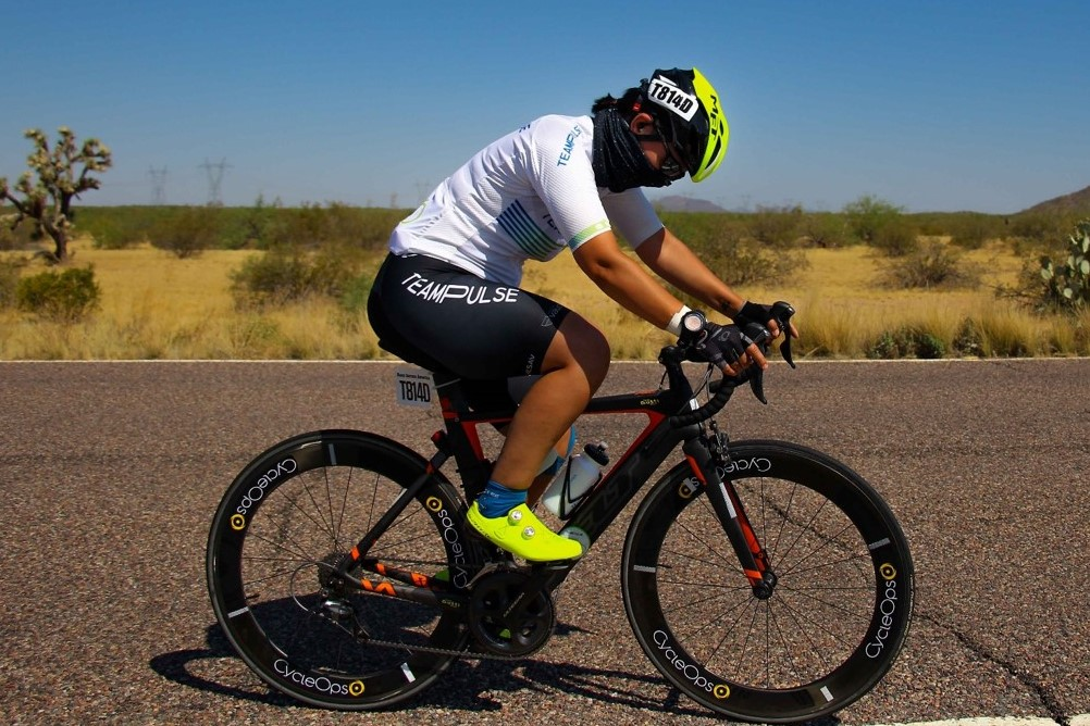 From sedentary and physical inactive behaviors  to the Race Across America (RAAM): a case report
