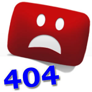 404 not found logo