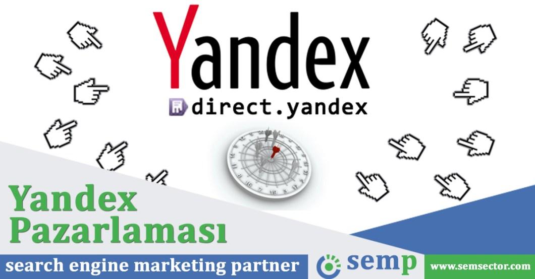 Yandex Pazarlaması Reklam