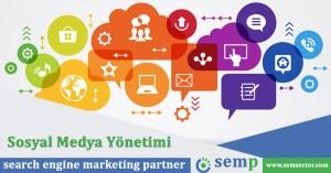 sosyal medya yönetimi hizmeti