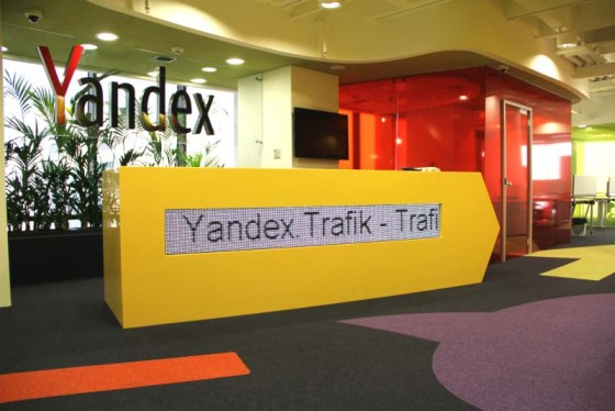 Yandex İstanbul Ofisi
