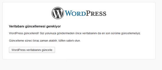 Wordpress Güncelleme Hataları - Web Tasarım - SemSector ...