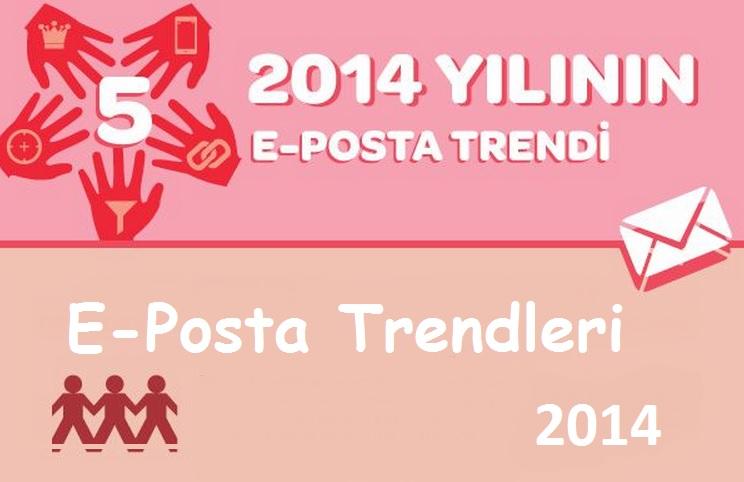 2014 eposta trendleri