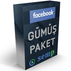 facebook reklam gümüş paket