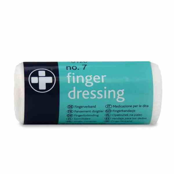 HSE Finger Dressing