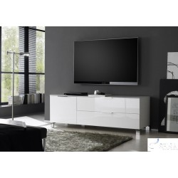 Solo III High Gloss TV Stand TV Stands 531 Sena Home