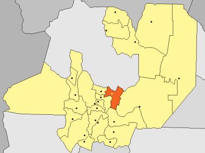 Departamento General Güemes (Salta - Argentina)