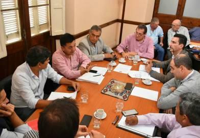 Senadores presentaron sus inquietudes sobre la Regularización Dominial