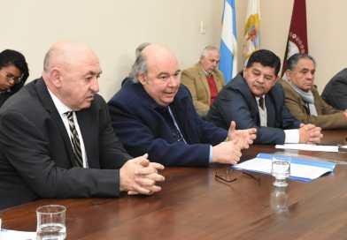 Senadores se informaron sobre la creación de tres fiscalías y la modificación orgánica del Cuerpo de Investigaciones Fiscales.