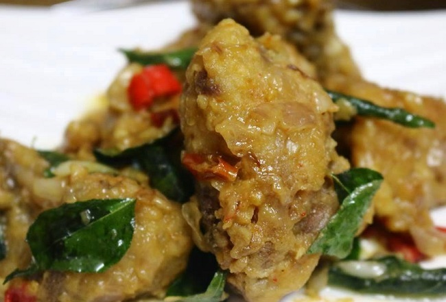 Resepi Ayam Garlic Butter Senang Masak