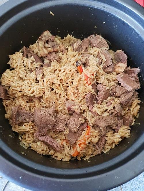 Resepi Nasi Daging Utara Dengan Air Asam