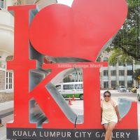 Sehari di Kuala Lumpur, Malaysia