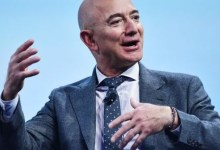 Jeff Bezos, fundador da Amazon — Foto: AFP