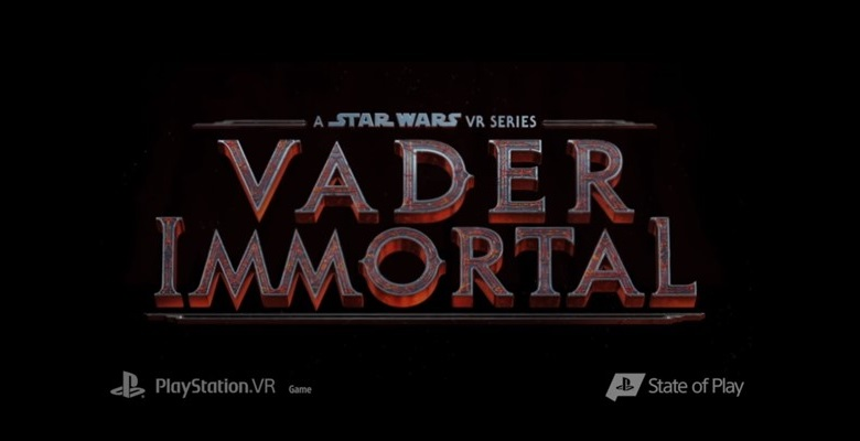 Photo of Vader Immortal: PS VR data de lançamento