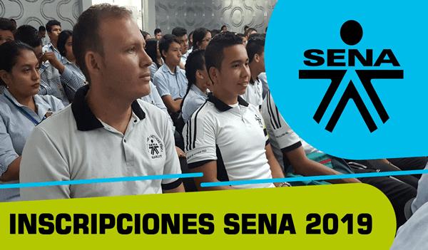 convocatorias sena 2019