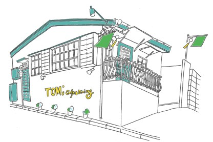 TOM's建物