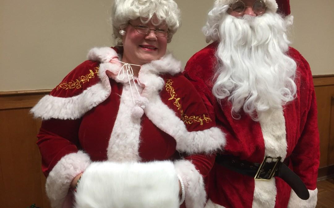 Christmas Party 2016 Recap