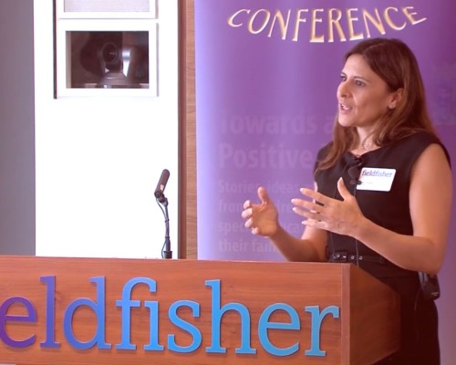 Samantha Critchley, Partner, Field Fisher