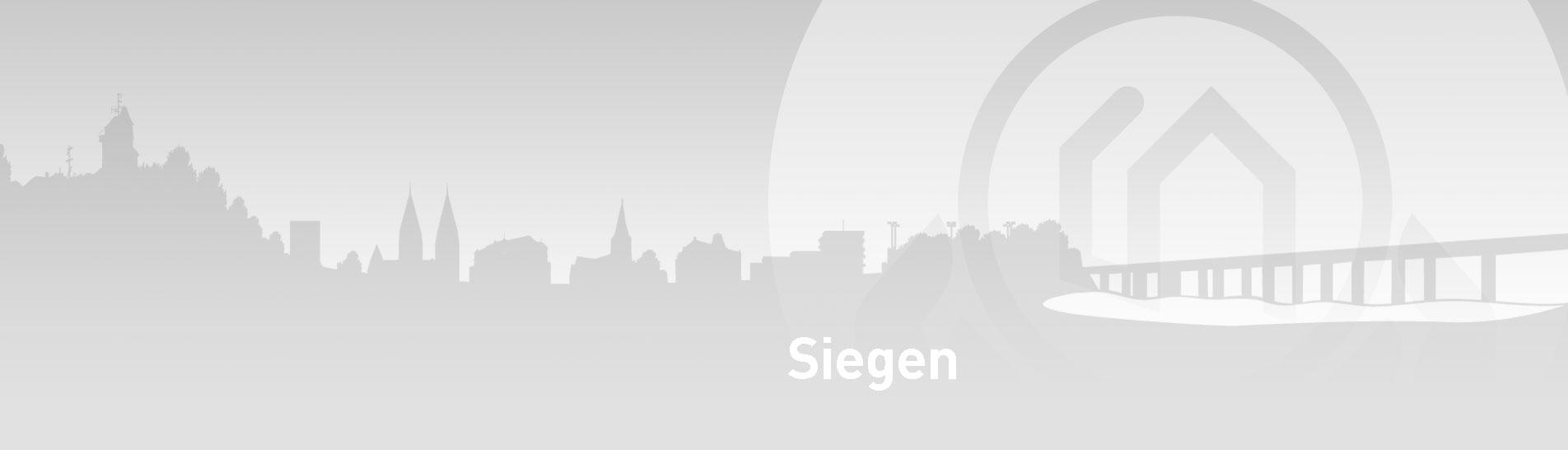 Standortslider SENCURINA Siegen - Siegen