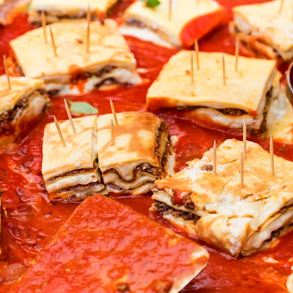 Lasagna Flights