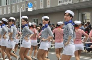 横浜パレード2017! パレードの順番と交通規制は?