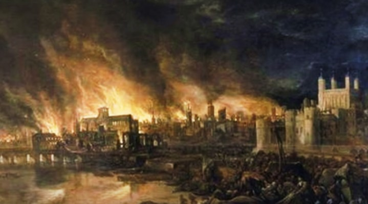La quema de Xàtiva. Pero eh, gloria a los borbones.
