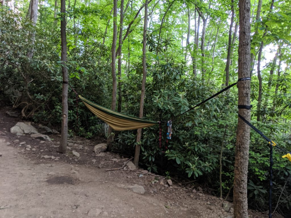hammock new river gorge
