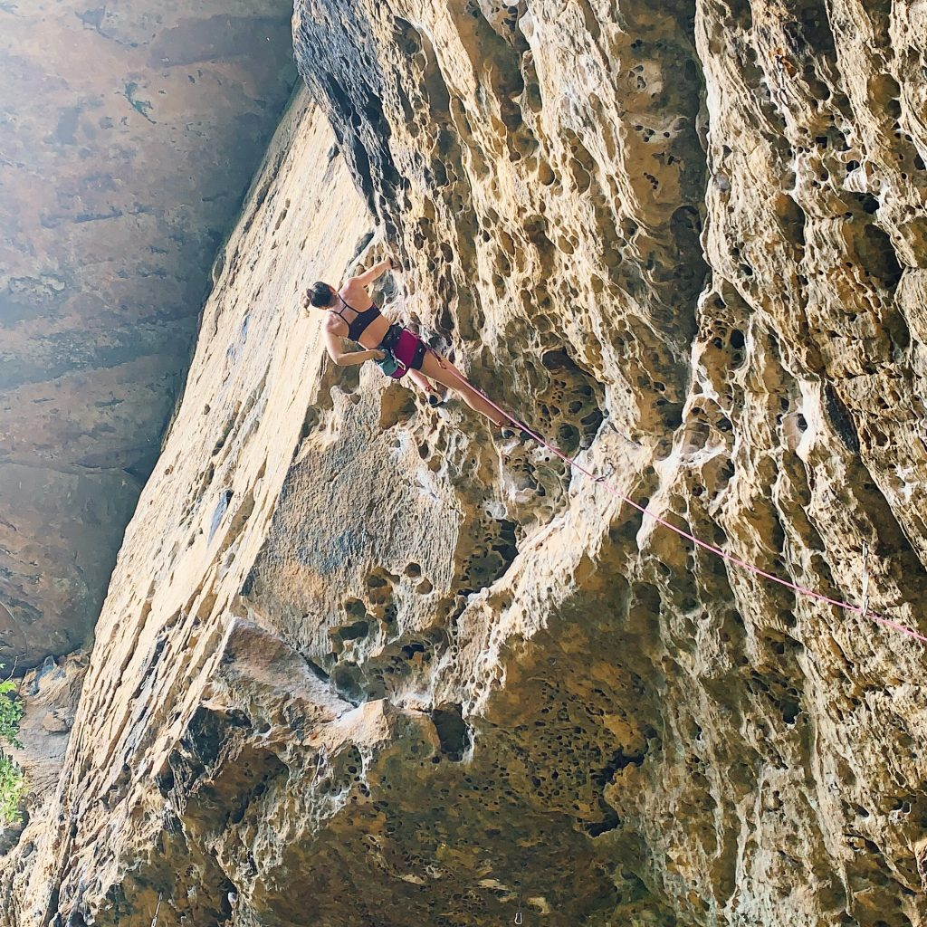 Lauren abernathy Beattyville pipeline red river gorge