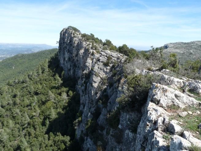 Ruta ST114 : Serra de Llaberia (La Desenrocada)