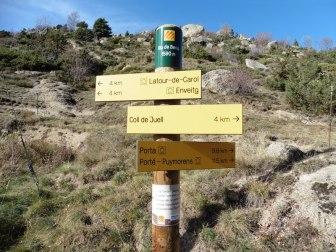 Ruta ST131 El Punxó